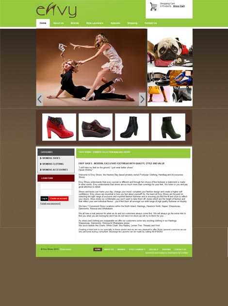 Affordable shopping cart design package cheap ecommerce for Website design for online shopping