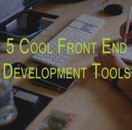 5-Cool-Fronrt-End-Development-Tools1