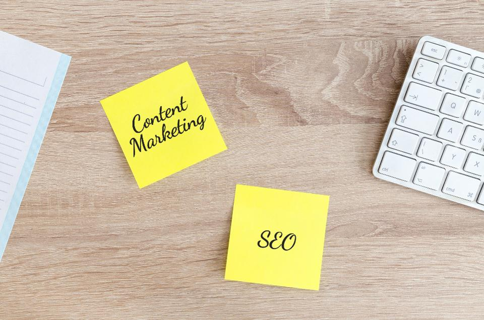 Why SEO Can't Stand Out without Content Marketing