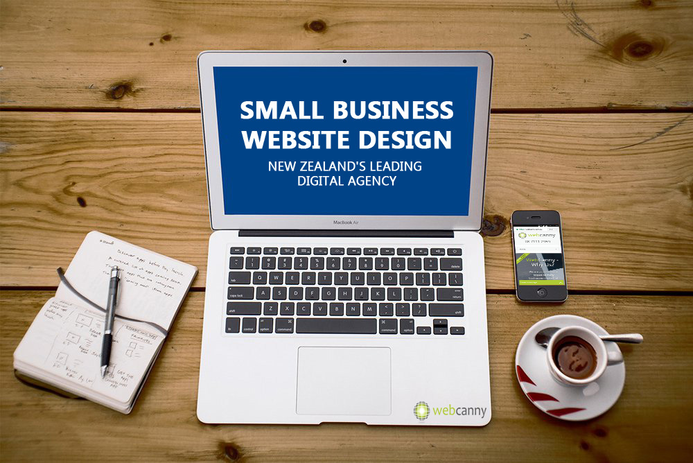 Small Business Website Design Company New Zealand